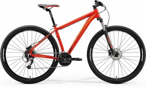 Merida Big.Nine 40-D red