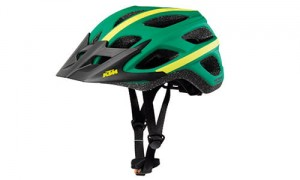 Kask KTM Factory Character 3 green