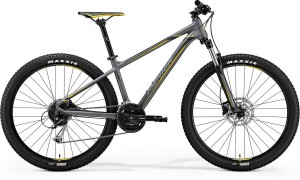 Merida Big.Seven 100-D gry/yel