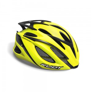 Kask Rudy Project Racemaster yellow fluo