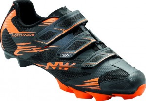 Buty Northwave Scorpius 2 S3 blk/orange