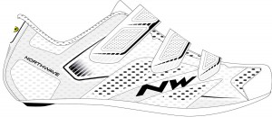 Buty Northwave Sonic 2 S3 wht