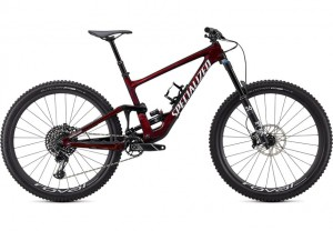 Specialized Enduro Expert Gloss Red Tint/ Dove Gray/Satin Black