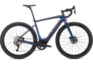 Specialized S-Works Turbo Creo SL Gloss Supernova Chameleon/Raw Carbon