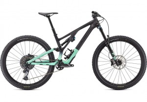 Specialized Stumpjumper Evo Expert 29 Gloss Carbon/Oasis/Black