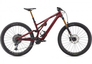 Specialized Stumpjumper Evo Pro 29 Satin Maroon/White Mountains