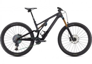 Specialized S-Works Stumpjumper Evo Gloss Carbon/Black/Brushed Black Chrome