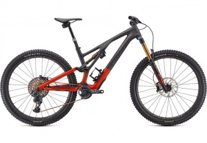 Specialized S-Works Stumpjumper Evo Satin Redwood/Black/Carbon