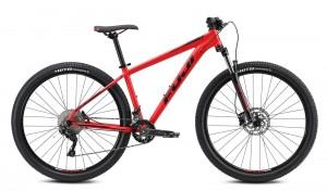 Fuji Nevada 29 2.0 LTD red