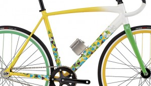 Rama Langster Rio Gloss Dirtywht/Yellow/Green/Light Blue/Blue/Silver