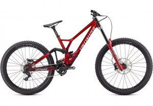Specialized Demo Race GLOSS BRUSHED / RED TINT / WHITE