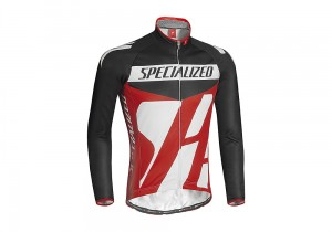 Kurtka Specialized Pro Racing Winter blk/red/wht